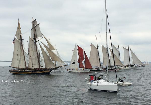 CAPTAIN'S LOG: 25th Great Chesapeake Bay Schooner Race of