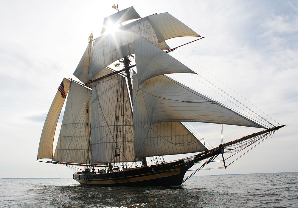<em>Pride of Baltimore II</em>