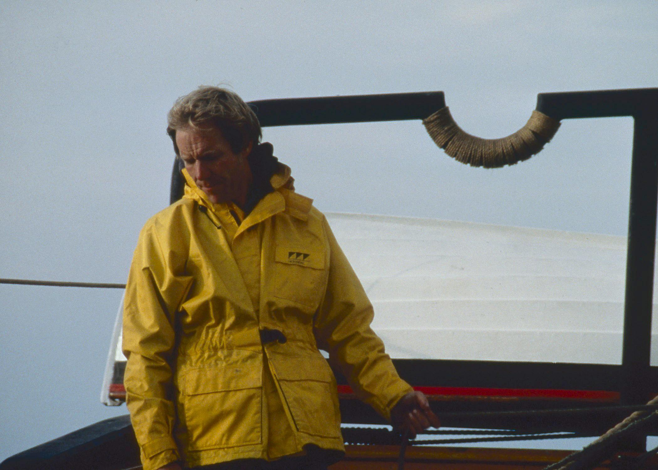 Captain Armin Elsaesser III