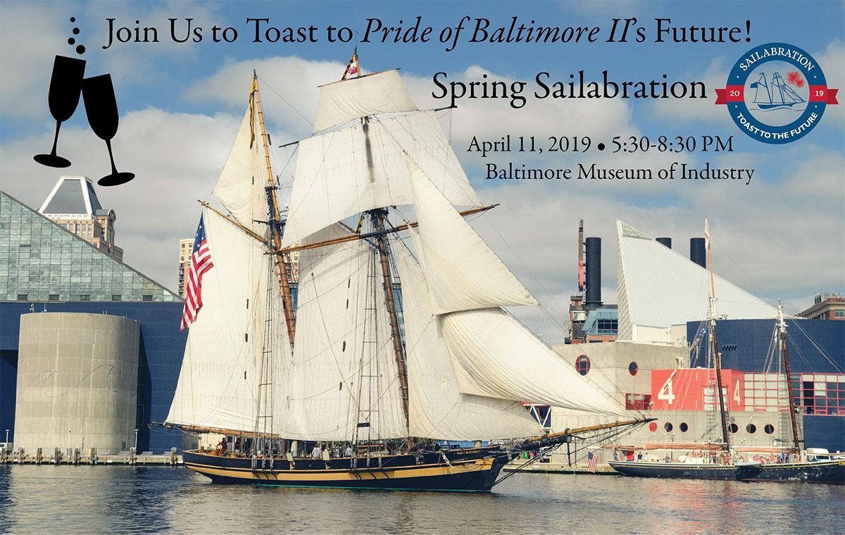 Spring Sailabration